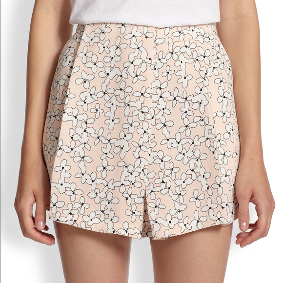 ALC Pale Pink Shorts